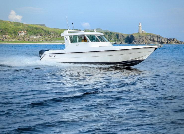 Gulf Craft 31