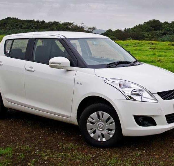 Swift Car Rental Goa