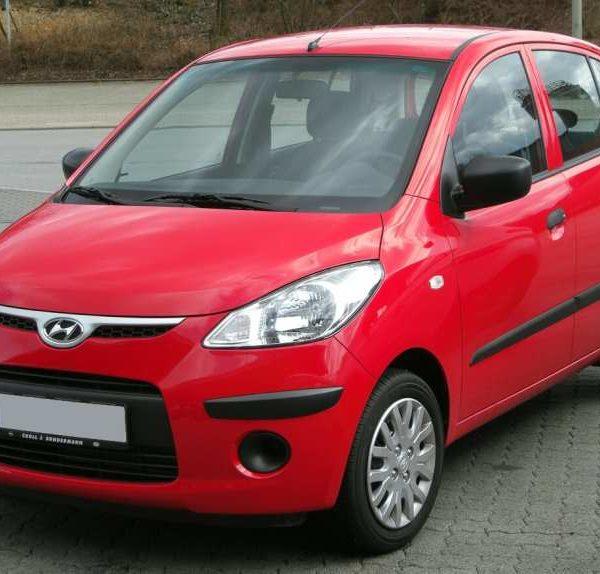 i10 car rental Goa