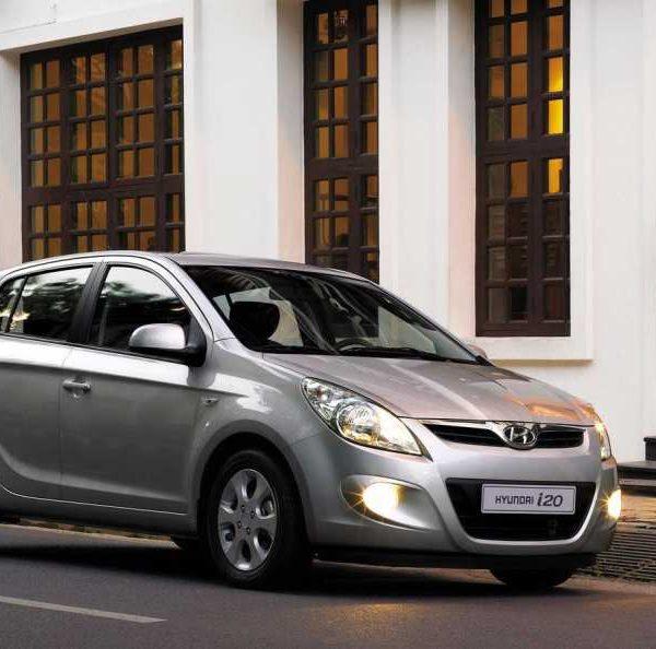 i20 car rental Goa