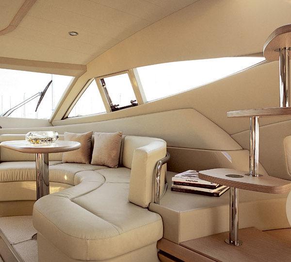 Feretti yacht