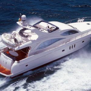 majesty boat