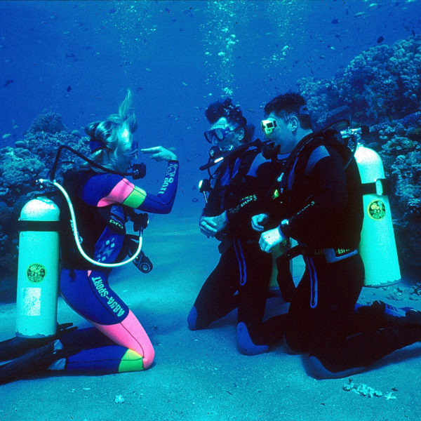 Scuba Diving In Goa with coach