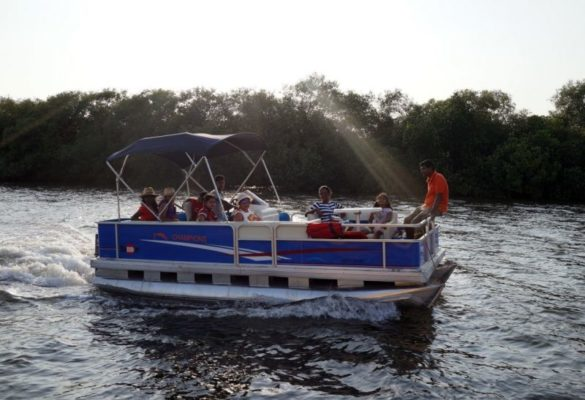 Pontoon Cruiser