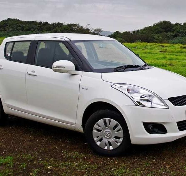 Swift Car Rental Goa
