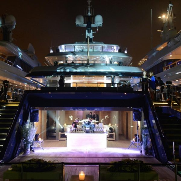 Book yacht for private parties like birthday celebrations/wedding anniversary in Goa from Luxury Rental