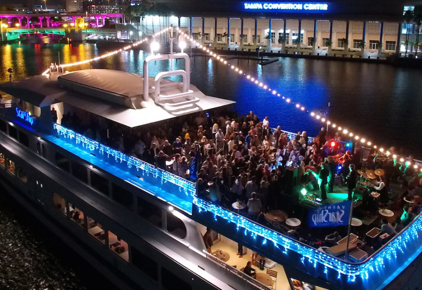 Book Yacht For Private Parties In Goa Luxury Rental