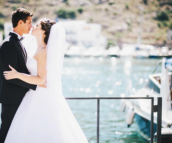 wedding yacht