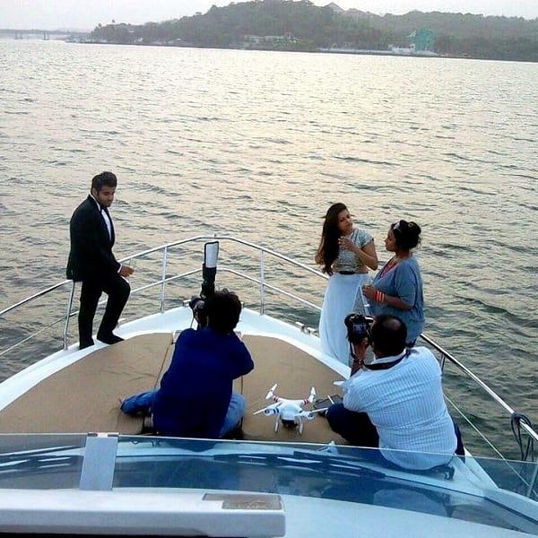 Wedding Yacht Rentals: Pre Wedding Shoots On Luxury