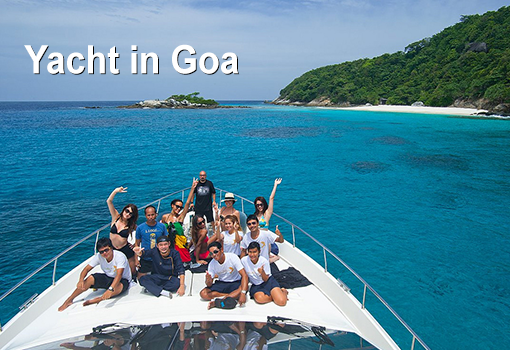 How Yachting in Goa offers a perfect and lively party?